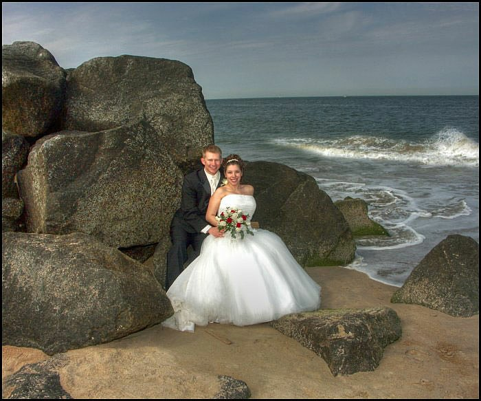 Only the finest wedding photography in virginia Beach by Diamond